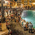 Знаменитий римський фонтан хочуть захистити від туристів парканом