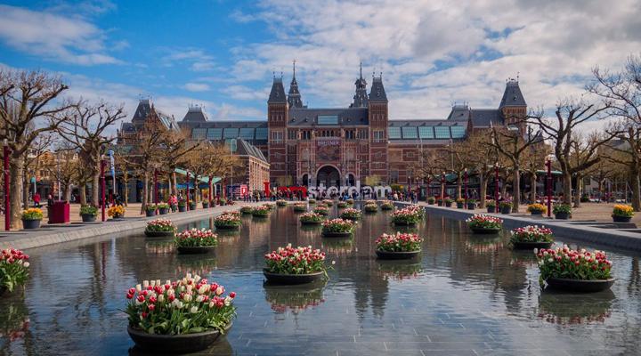 Государственный Рейксмузей в Нидерландах