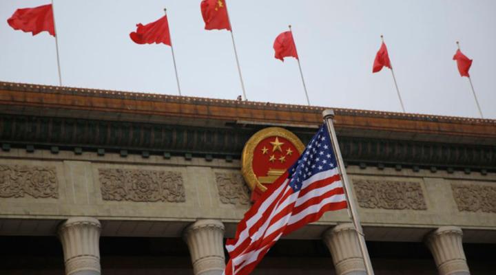 Китай наложил санкции на неправительственные организации США