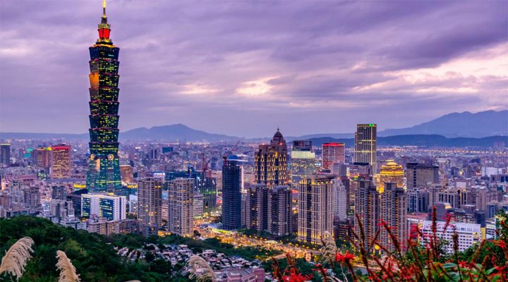 найкращим містом для переїзду вже вдруге визнаний Тайбей
