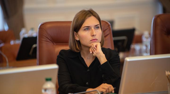 министр образования и науки Анна Новосад сообщила о сокращении количества студентов