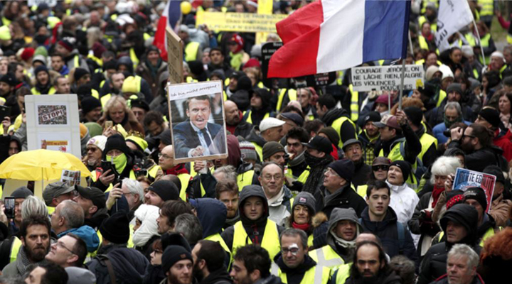 на Різдво у Франції триватиме страйк