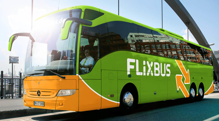 німецька компанія FlixBus запускає новий рейс