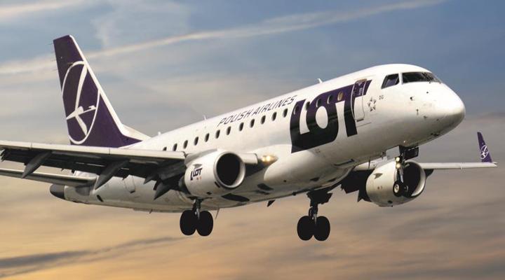польська компанія LOT запускає новий маршрут