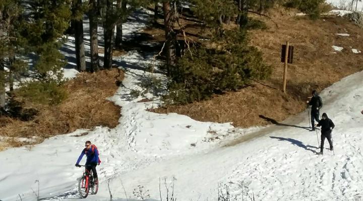повышение температуры уже привело к закрытию и разрушению многих альпийских горнолыжных курортов