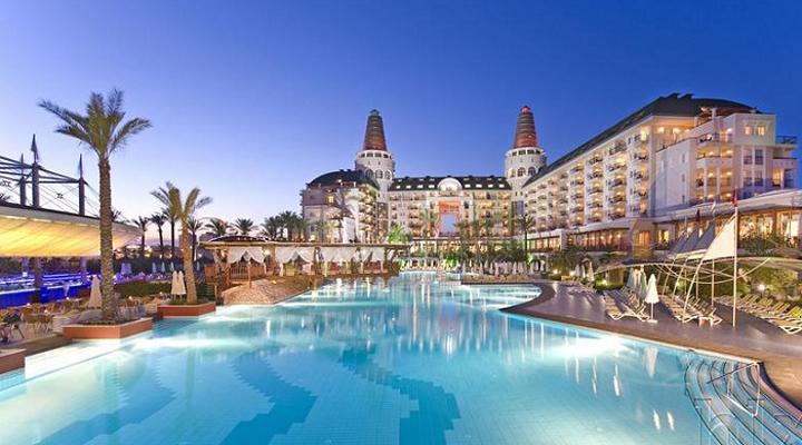 правительство Турции ввело новый налог на отели