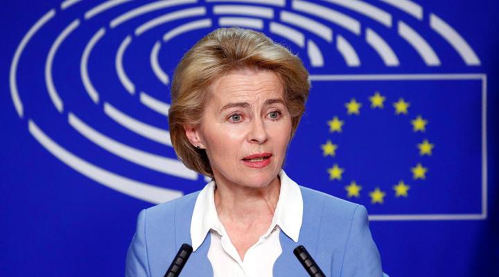 президент Єврокомісії Урсула фон дер Ляйен