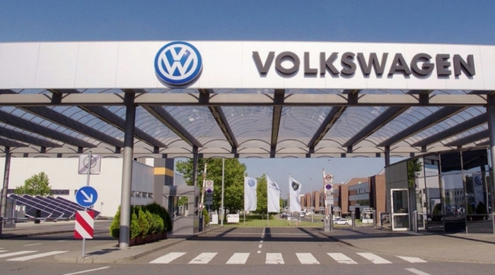 Прокуратура Германии обыскивает офисы Volkswagen