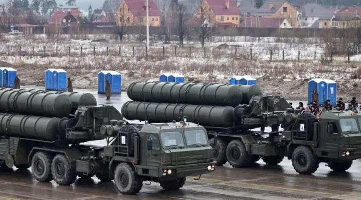 российские ракетные системы C-400
