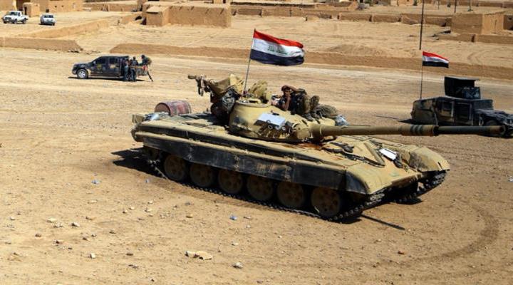 сім іракських бойовиків були вбиті і 3 поранені в результаті теракту