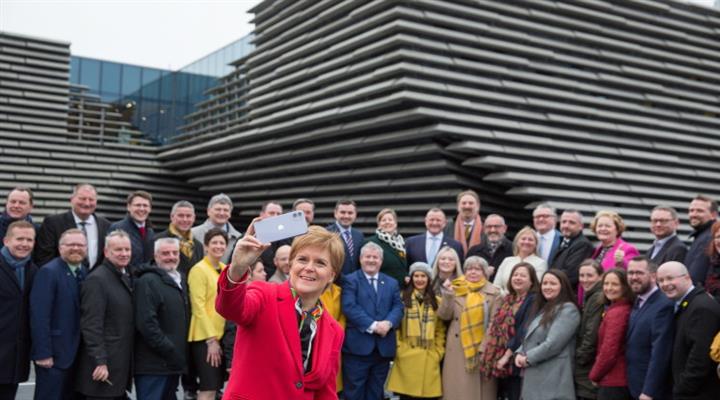 Стерджен відновила заклики до другого референдуму про незалежність Шотландії