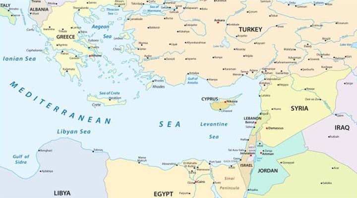три країни запустять газопровід зі Східного Середземномор'я до Європи