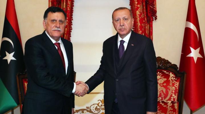 Туреччина відправить війська до Лівії