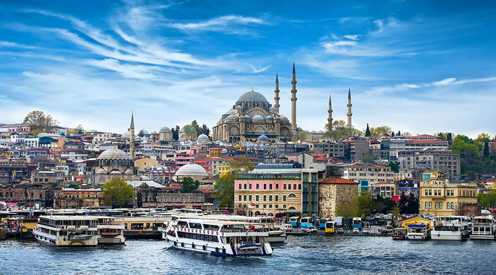 Туреччина протягом останніх років стає все більш популярною серед туристів