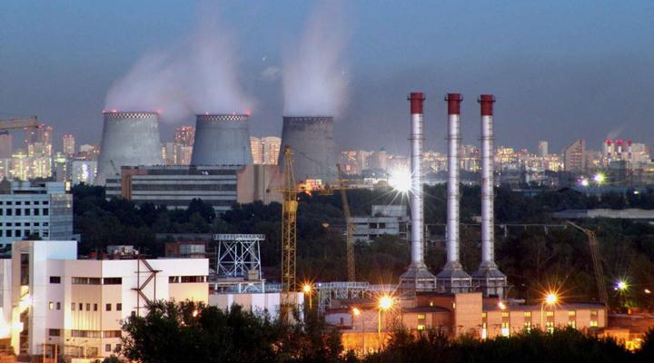 украинское промышленное производство продолжает сокращаться