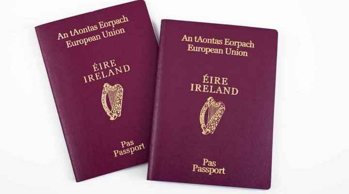 В 2019 году Ирландия выдала 900 тысяч паспортов
