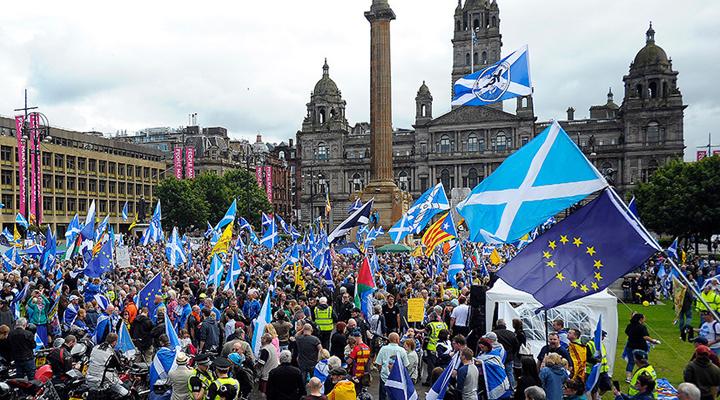 в Шотландії мають намір провести новий референдум про незалежність