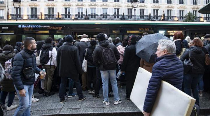 у Франції тривають страйки