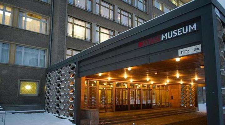 воры ограбили музей Штази в Берлине