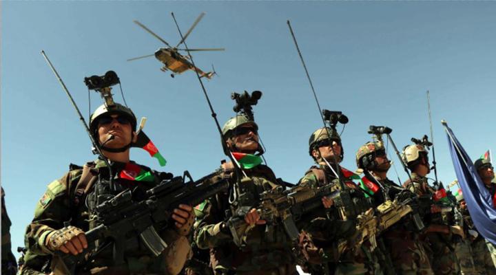 війна в Афганістані не може бути виграна