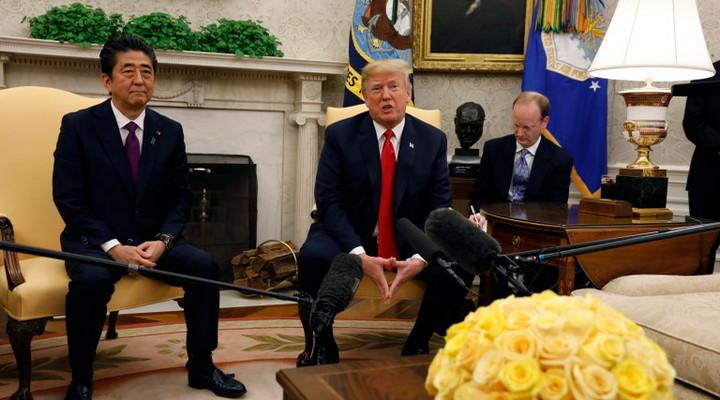 Япония одобрила торговое соглашение с США