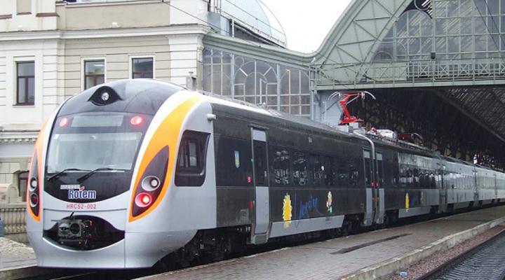 железнодорожные маршруты в страны Европейского союза все более популярны