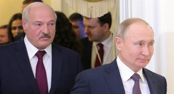 Россия прекратила поставки нефти в Беларусь