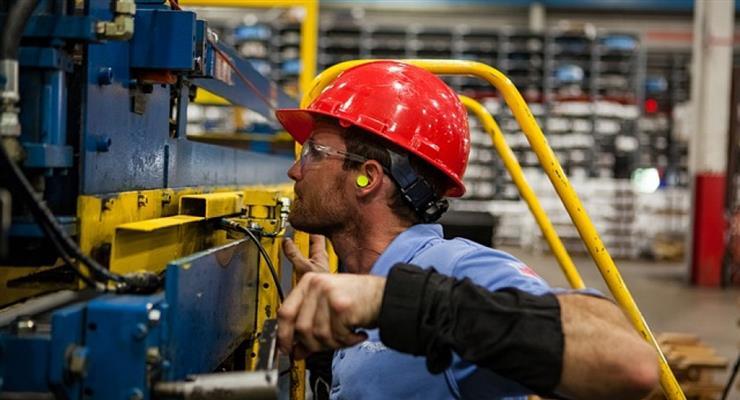 Производственная активность США упала