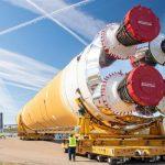 """НАСА начинает тестирование своей """"мега-ракеты"""""""
