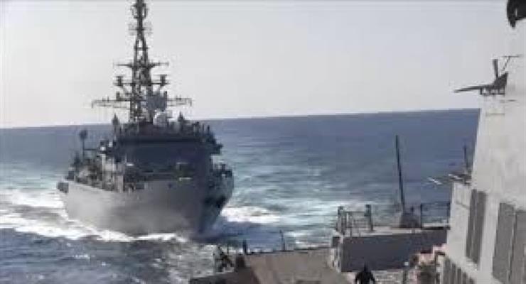 Российско-американский инцидент в Аравийском море