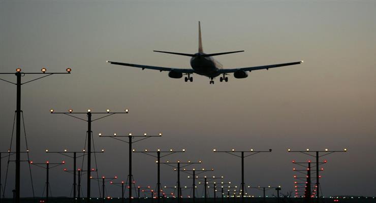 аэропорт в Ливии