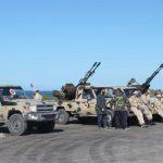 Лівійські воюючі сторони зобов'язуються дотримуватися режиму припинення вогню