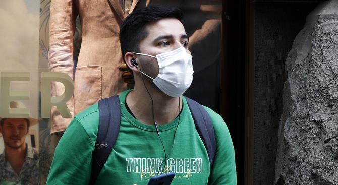 Загрязнение воздуха в Мельбурне