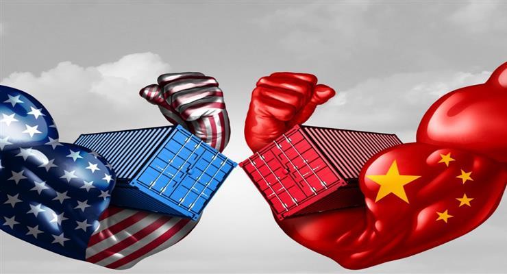 торговая сделка между США Ии Китаем