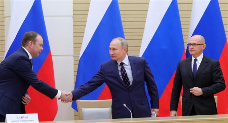 Путин едет в Берлин на мирную конференцию по Ливии