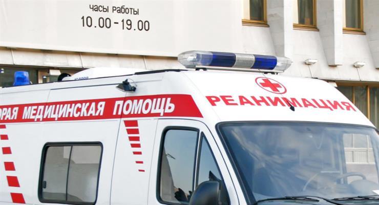 Нестчастный случай в России