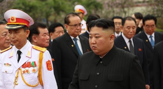 В Северной Корее появился новый министр Народных вооруженных сил