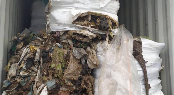 Северная Македония импортировала более 7 миллионов тонн отходов из Болгарии