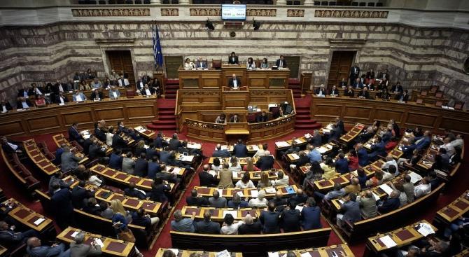Впервые женщина возглавила Грецию
