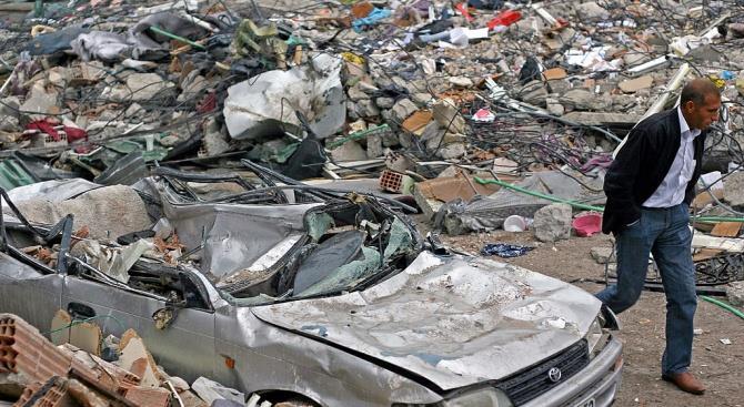 В Западной Турции произошло землетрясение магнитудой 5,6 балла