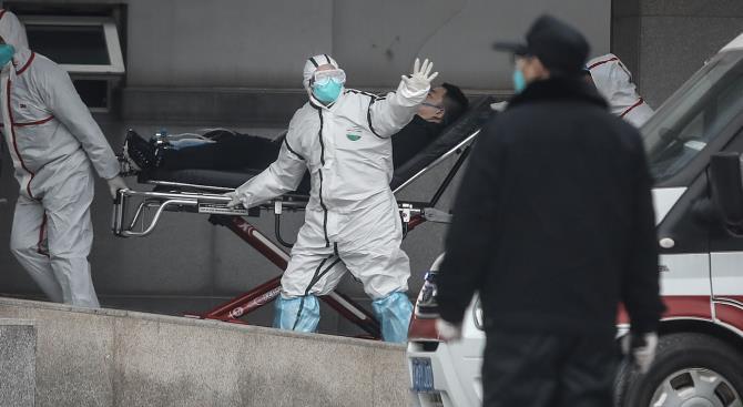 Китай строит специальную больницу для инфицированных новым коронавирусом