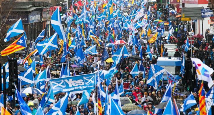 В Шотландии проголосуют за проведение второго референдума о независимости