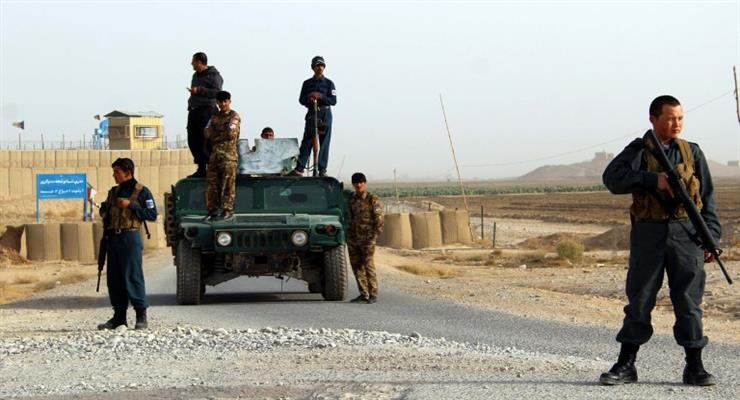 18 полицейских погибли в результате нападения талибов в Афганистане