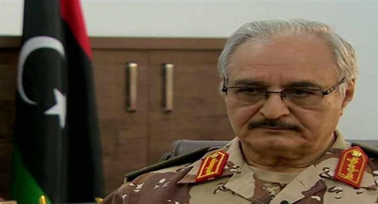 Представитель Хафтара: решение в Ливии - военное, а не политическое