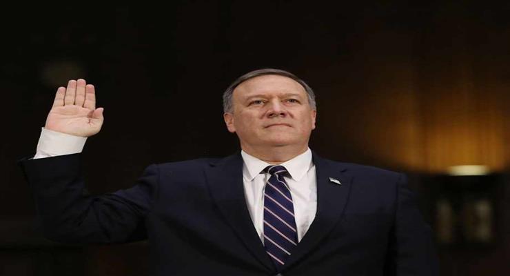 США усиливают давление на Ирак для защиты посольство США в Багдаде