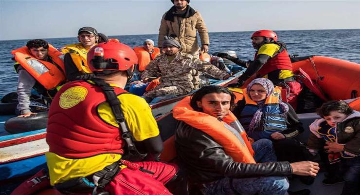 Греция строит плавучую морскую систему для защиты мигрантов