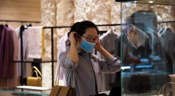 ВОЗ обеспокоен передачей коронавируса за пределами Китая