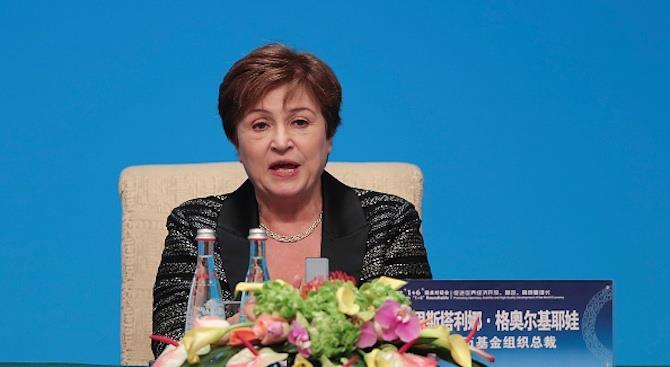 Кристалина Георгиева: Эпидемия коронавируса окажет негативное влияние на экономику