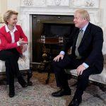Состоялась важная встреча лидеров Великобритании и Евросоюза