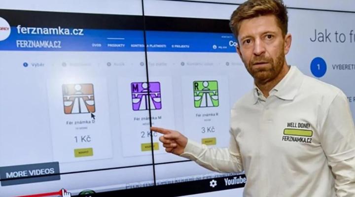 чешские программисты за два дня бесплатно сделали сайт для продажи электронных этикеток